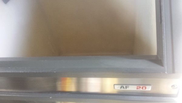 Scotsman AF 20 Ice Flaker - A1 - 120KG/24HRS - 70KG's Bin Capacity