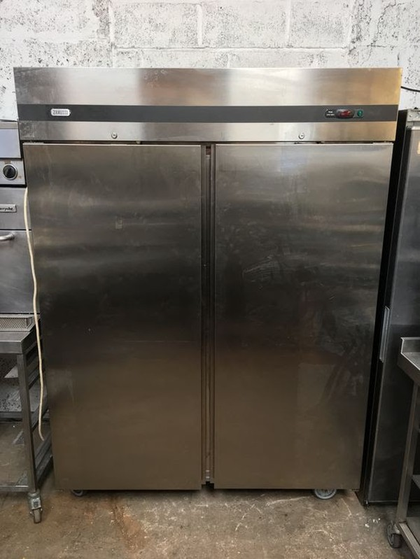 Zanussi Double Door Freezer