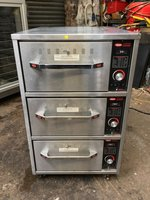 Hatco Heated Drawer Unit