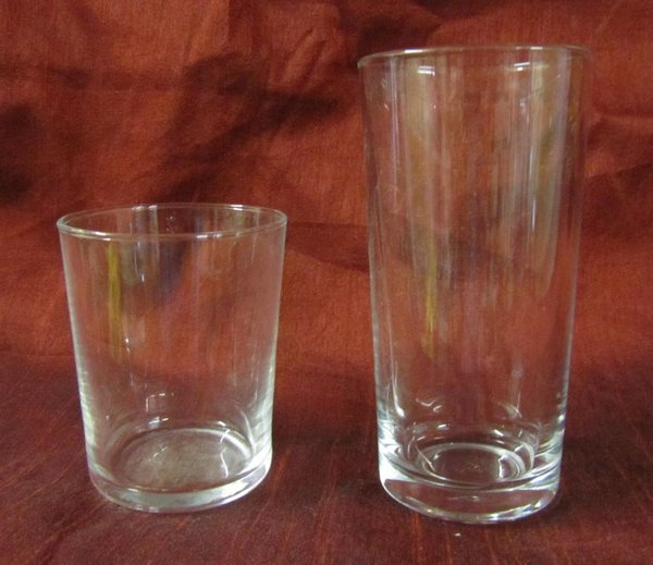 Job Lot Glassware