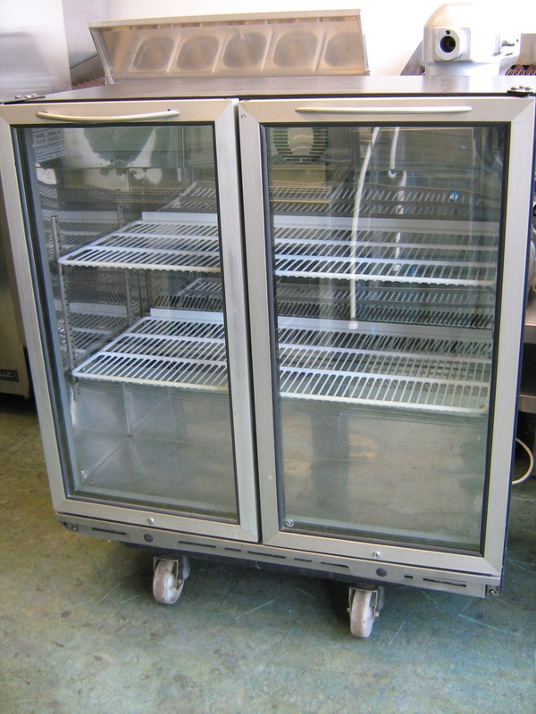 Williams BC2SS Undercounter Bottle Cooler