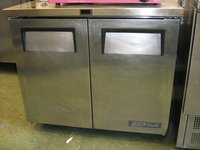 True TUC-36 Undercounter Fridge