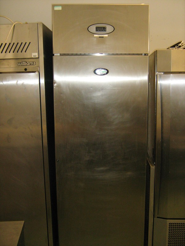 Foster PROG600H-A Single Door Upright Fridge