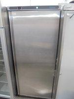 Stainless Steel Polar Upright Freezer(4952)