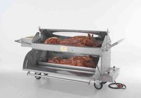 Platinum Double Hog Roast with Viewing Window