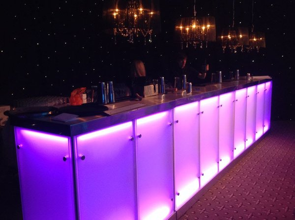 LED Mobile Bar