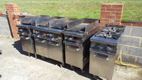 Electrolux Gas Chargrill