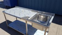 Commercial Single Bowl Sink For Sale