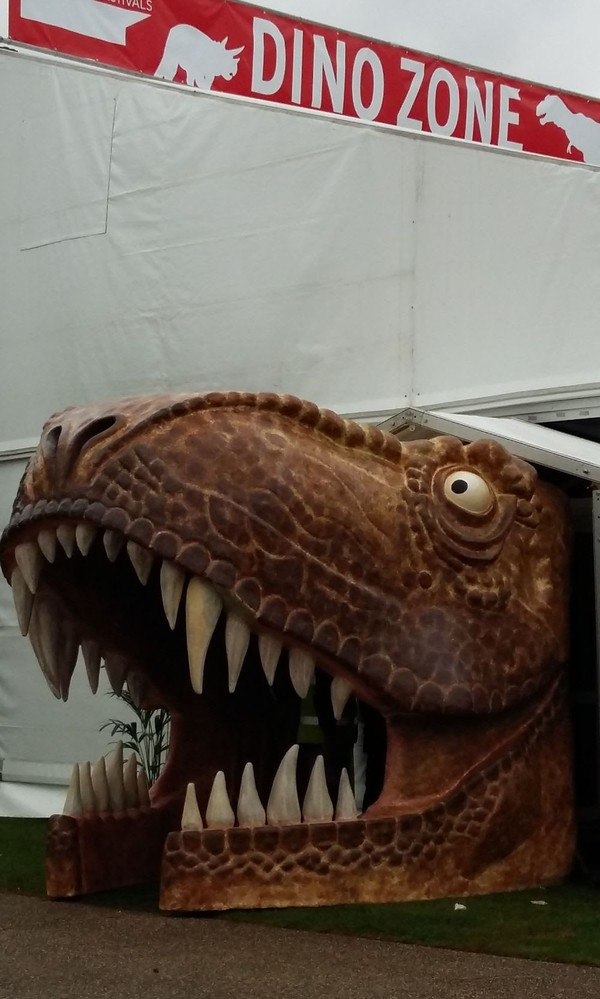 Interactive Dinosaur For Sale