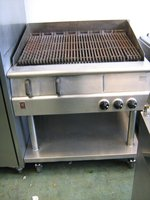 Falcon G9922 Gas Chargrill On Stand For Sale