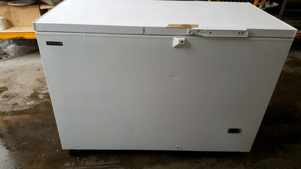 White TefCold Freezer
