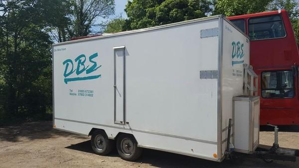 DBS 2+2 Toilets