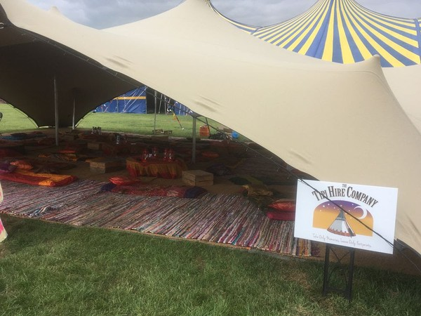15 x 12m new Stretch Tent
