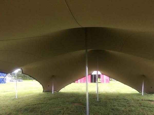 15 x 12m new Stretch Tent