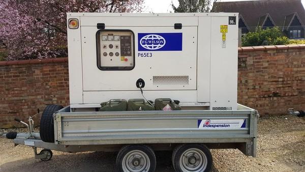 Stolen Generator