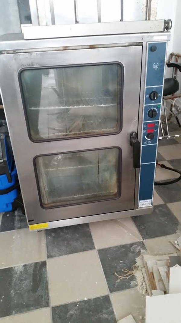 Contour Combi Oven