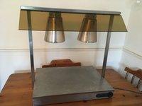 2 Lamp Carver/Server