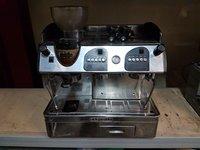 2-Group Espresso Machine