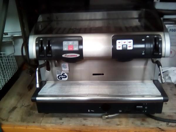 Faema 2 Group coffee machine