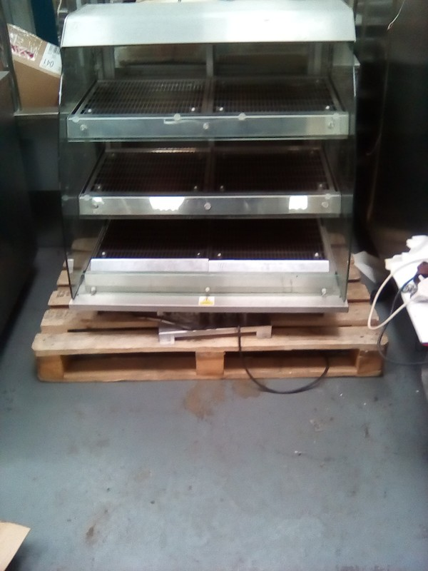 Counterline Heated Servery Cabinet