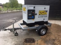 Sparks Power 21.8Kva Generator