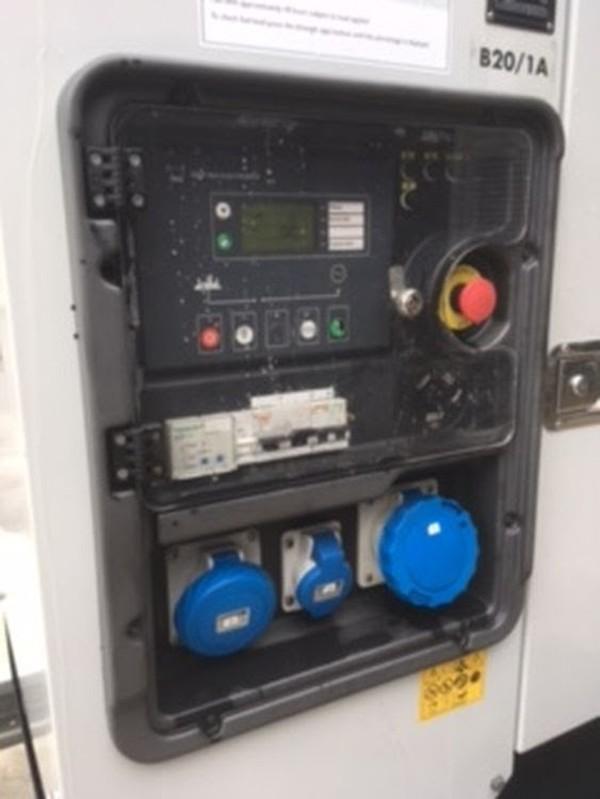 Road-Tow Generator