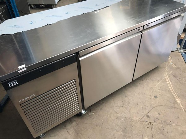 Two Door Refrigerated Counter
