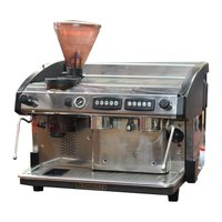 Reconditioned Expobar Elegance 2 Group Commercial Espresso Machine