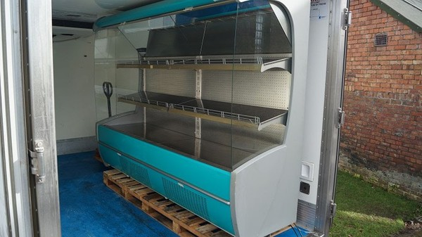 Jordao Refrigerated Self Serve Multideck