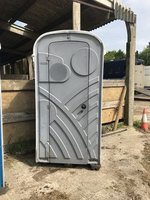 Portable Toilet Cubicle For Sale