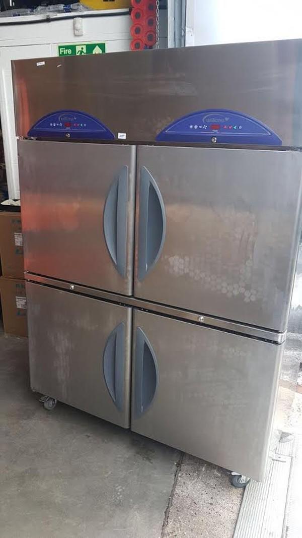 4 Door upright Fridge-Freezer
