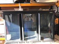 Maxiglass 3 Door Cooler