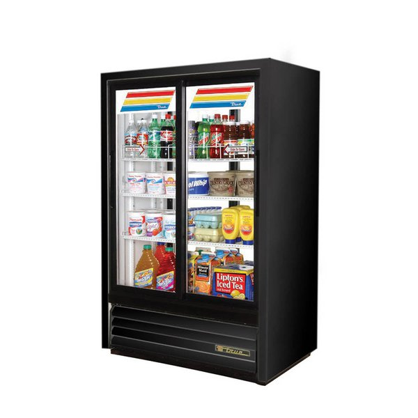 Gamko Double door Glass Display fridge