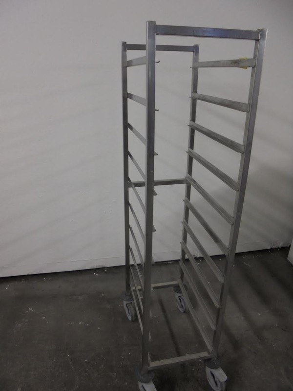 Stainless Steel Gastro Rack