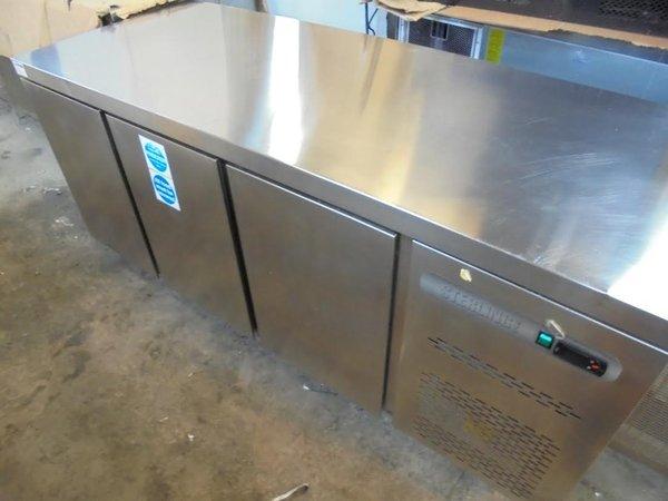 Stirling Pro 3 Door Bench Freezer