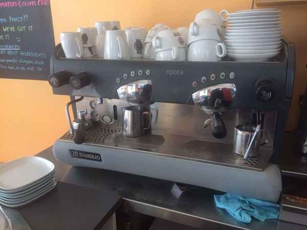 Coffee Machine Rancilo
