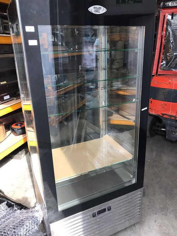 Roller Grill Refrigerated Display Cabinet
