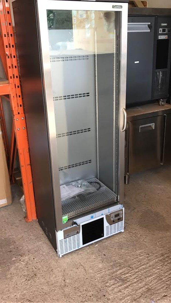 Gamko - 300 Ltr Upright Bottle Cooler