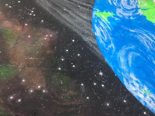 UV Space Backdrops - Southampton 9