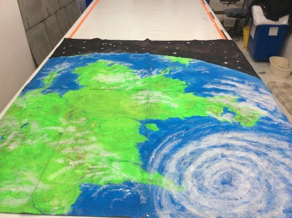 UV Space Backdrops - Southampton 4