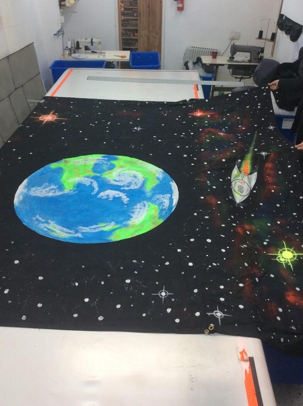 UV Space Backdrops - Southampton 7