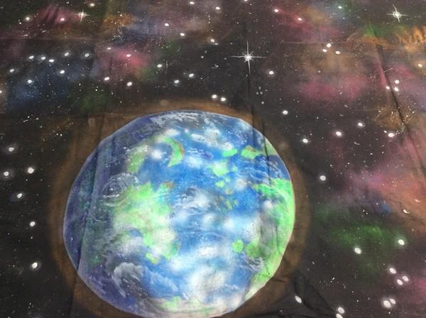 UV Space Backdrops - Southampton 3