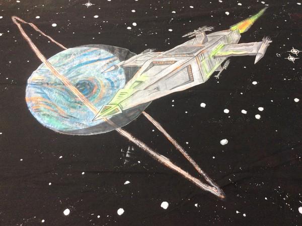 UV Space Backdrops - Southampton 2
