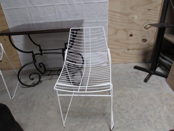 10 x Designer Zebra Chairs