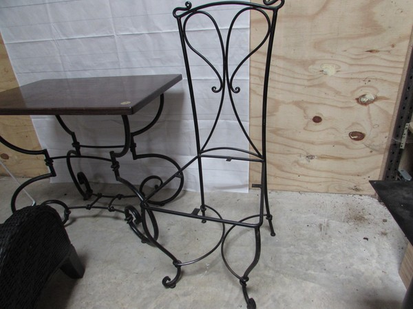 Blacksmith Made Chairs