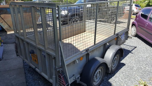 Secondhand Ifor Willam GD85