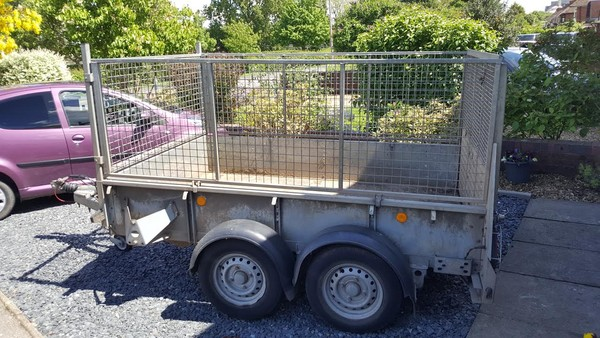 Used Ifor Williams GD85