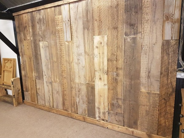 Solid Timber Bar Unit
