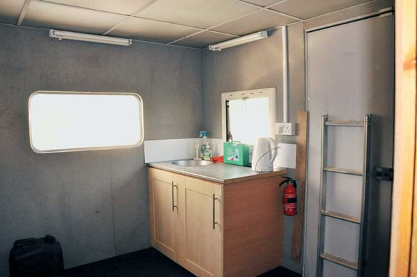 Used show trailer