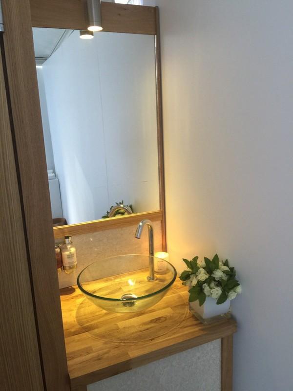 New 3 Plus 1 Modular Toilet Systems